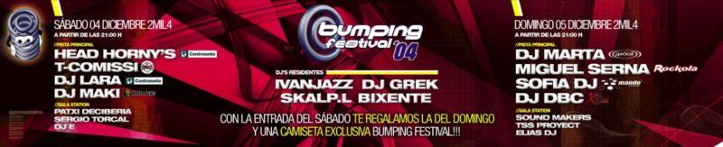 Bumping Festival 04′ @ Jazzberri