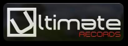 Logo Ultimate Records Demo Glass