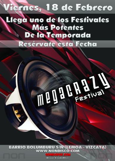 PreFlyer 2011.02.18 - MegaCrazy Festival 2011