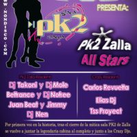 Imagen representativa de pk2 All Stars @ Crazy