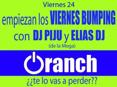 Cartel Oranch - Viernes24
