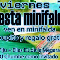 Flyer Oranch 20060407 - Minifaldas festival 2
