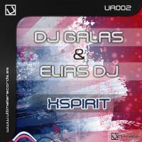 Imagen representativa del temazo Dj Galas & Elias Dj – Xspirit (Klubb Mix)