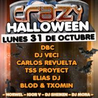 Imagen representativa de Crazy Halloween 2011