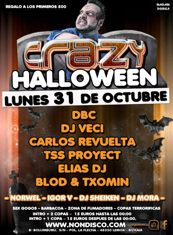 Crazy Halloween 2011