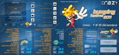 Flyer Bumping Festival 2011 - Original