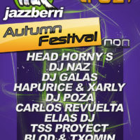 Imagen representativa de Jazzberri Autumn Festival @ Crazy