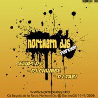 Portada de la sesión Northern Djs Party @ IMG (CD Regalo)