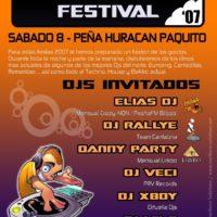 Imagen representativa de Espinosa Dance Festival 07