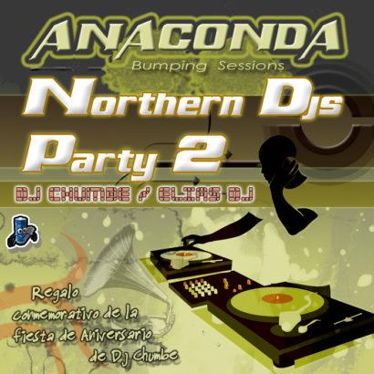 Dj Chumbe Elias Dj Northern Djs Party 2 CD Regalo