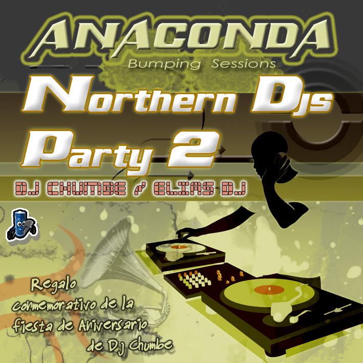 Imagen representativa de Northern Djs Party 2 @ Anaconda (CD Regalo)