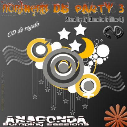 Northern Djs Party 3 @ Anaconda CD Regalo A