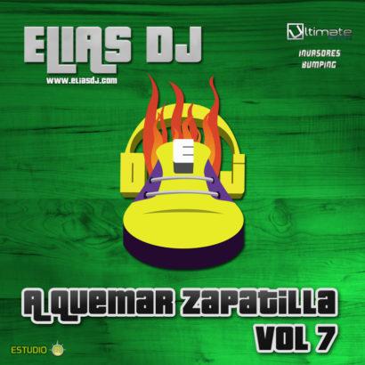 Elias Dj A Quemar Zapatilla Vol 7