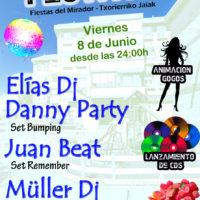 Imagen representativa de El Diario de Elias Dj #8: Miradance Festival
