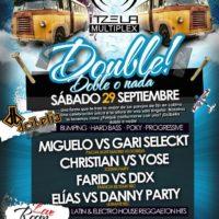 Imagen representativa de El Diario de Elias Dj #14: Double @ Itzela Multiplex