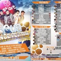 Flyer 2013.06.29 Aqua Dance Festival @ The Image