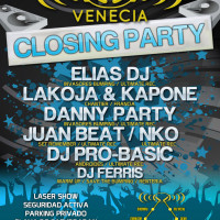Imagen representativa de Closing Party @ Venecia