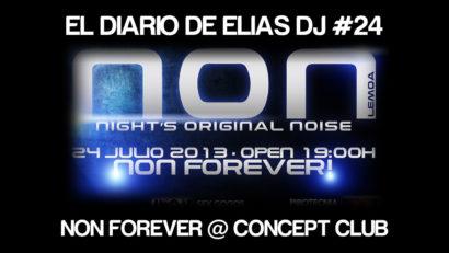 El Diario de Elias Dj 24 NON Forever