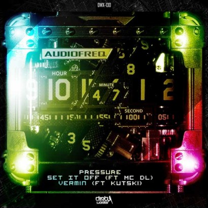 Audiofreq – Pressure EP