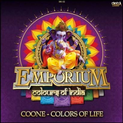 Coone Colors of Life Emporium 2013 Anthem
