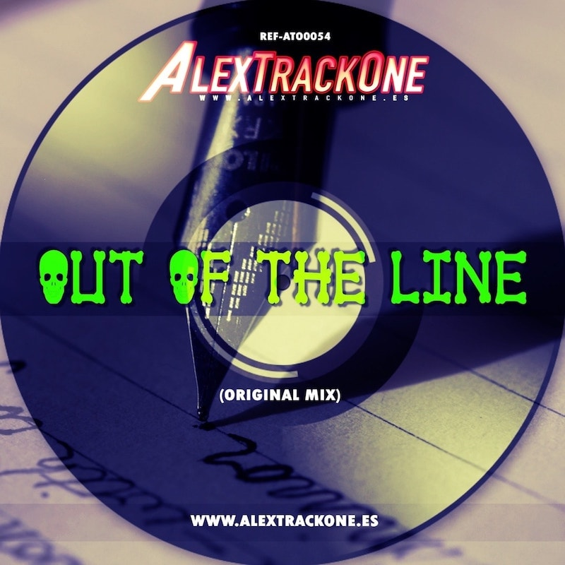 Imagen representativa del temazo Alex TrackOne – Out Of The Line (Original Mix 2012)