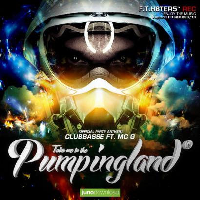 Clubbasse Feat Mc G Pumpingland Official Anthem
