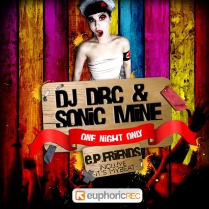 DJ DBC Sonic Mine – One Night Only