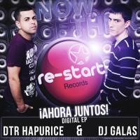 Imagen representativa del temazo DTR Hapurice & DJ Galas – Music Is My Life