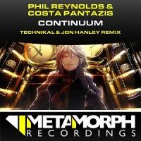 Imagen representativa del temazo Phil Reynolds & Costa Pantazis – Continuum (Technikal & Jon Hanley Remix)