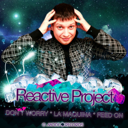 Reactive Project La Maquina