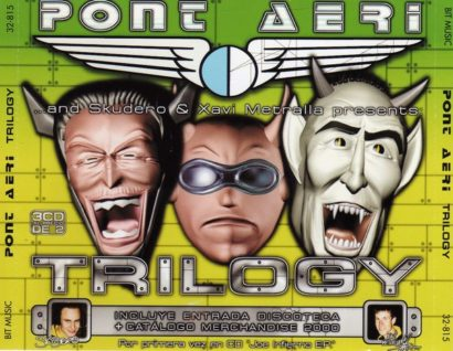 Various – Pont Aeri Trilogy