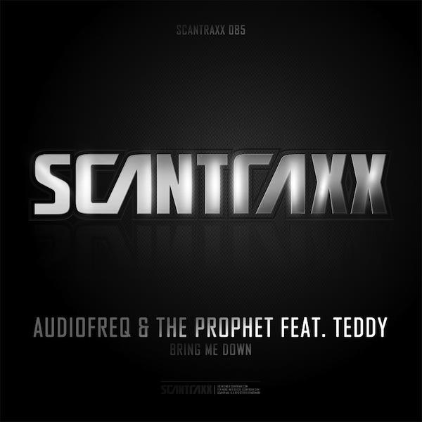 Imagen representativa del temazo Audiofreq & The Prophet Feat. Teddy – Bring Me Down