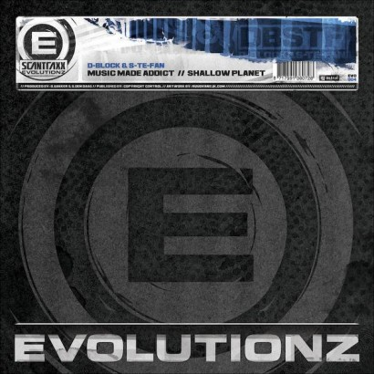 D Block S te Fan – Music Made Addict Shallow Planet