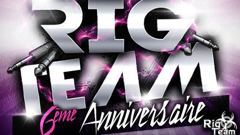 Imagen representativa de El Diario de Elias Dj #20: 6º Aniversario Rig Team @ Bindy
