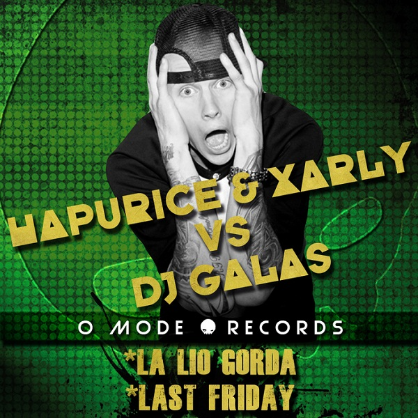Imagen representativa del temazo Hapurice & Xarly vs Dj Galas – La Lio Gorda