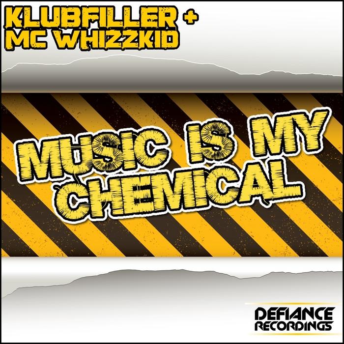 Imagen representativa del temazo Klubfiller Mc Whizzkid – Music Is My Chemical (Karlston Khaos Remix)