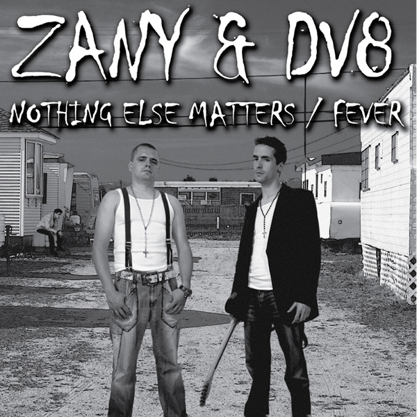 Imagen representativa del temazo Dj Zany & Dv8 – Nothing Else Matters