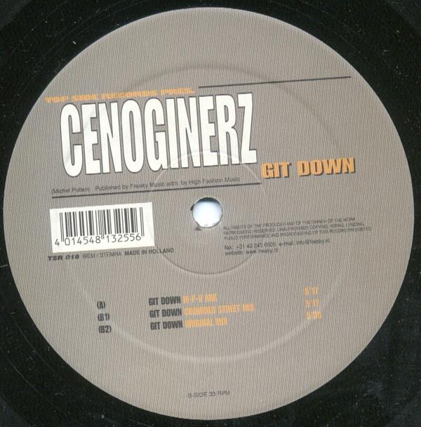 Imagen representativa del temazo Cenoginerz – Git Down (Crowded Street Mix)