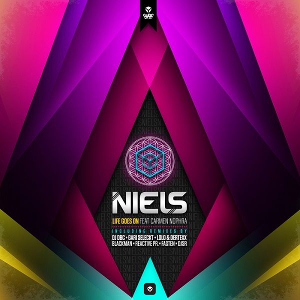 Imagen representativa del temazo Dj Niels feat. Carmen Nophra – Life Goes On (DJ Fasten Remix)
