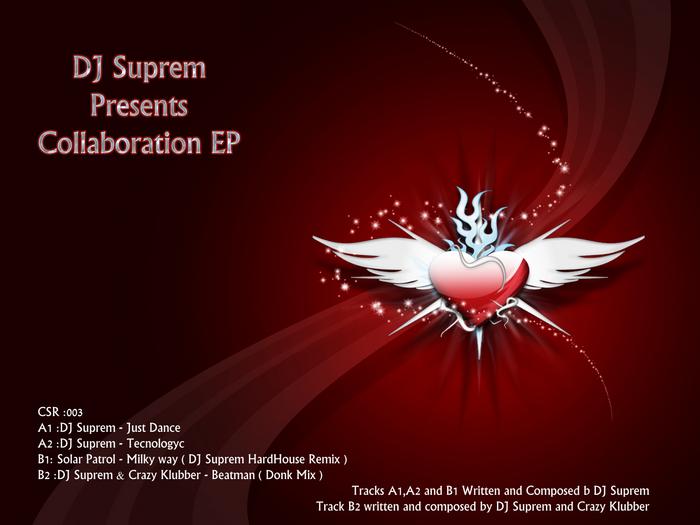 Imagen representativa del temazo Dj Suprem & Crazy Klubber – Beatman (Donk Mix)