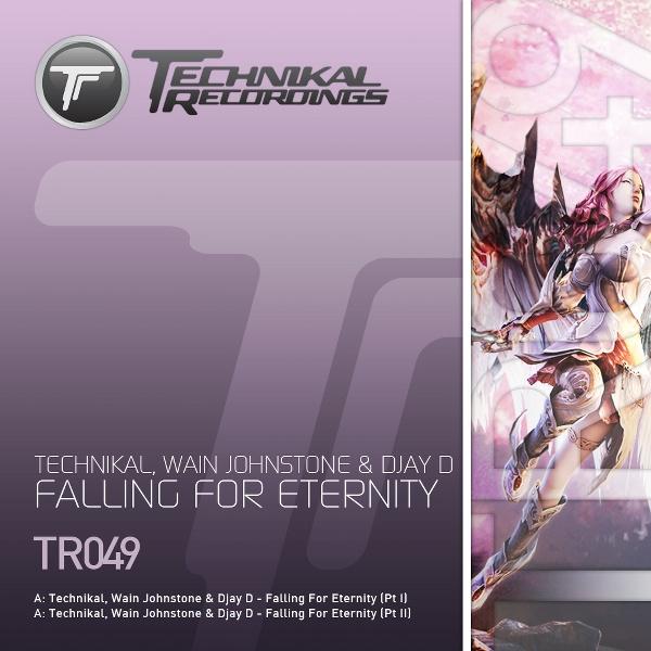 Imagen representativa del temazo Technikal, Wain Johnstone & Djay D. – Falling for Eternity (Part I)
