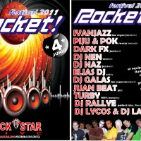 Imagen representativa de Rocket Festival 2011 @ Rock Star Live