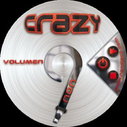 Crazy Vol. 09 Mixed by Elias Dj