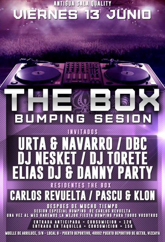 The Box – Bumping Sesion