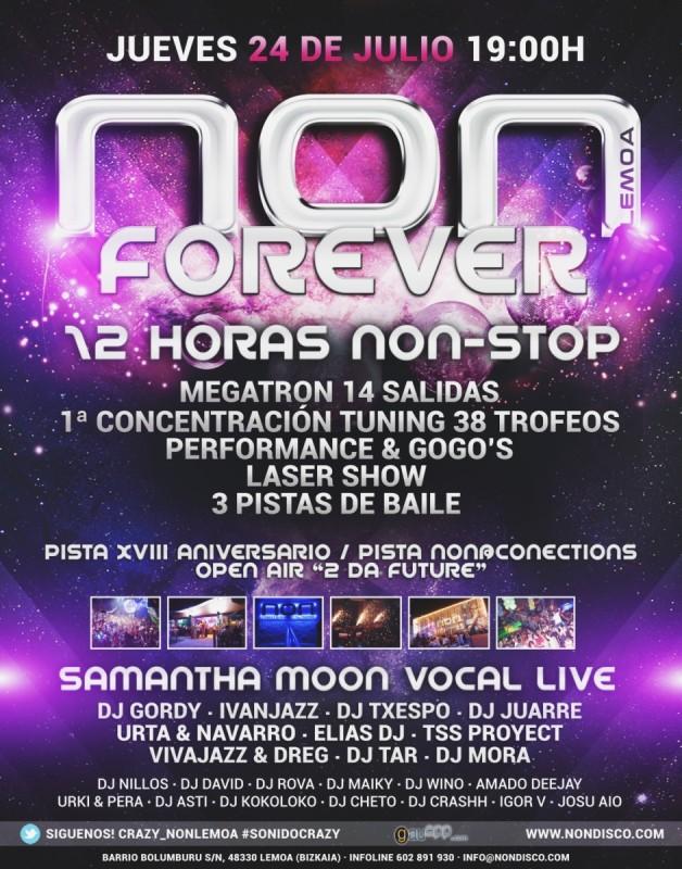 NON Forever 2014