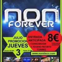 NON Forever 2014 Promocion 8 €