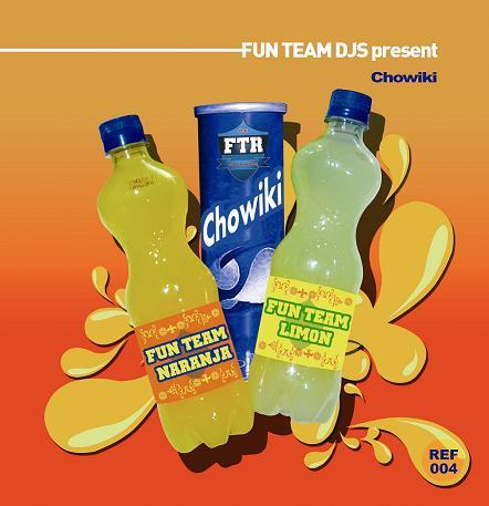 Imagen representativa del temazo Fun Team Djs – Chowiki