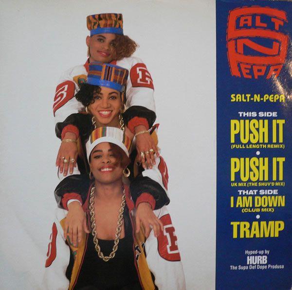 Imagen representativa del temazo Salt-N-Pepa – Push It