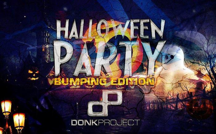 Imagen representativa del temazo Donk Project – Halloween