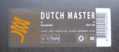 Imagen representativa del temazo Dutch Master – Get Up